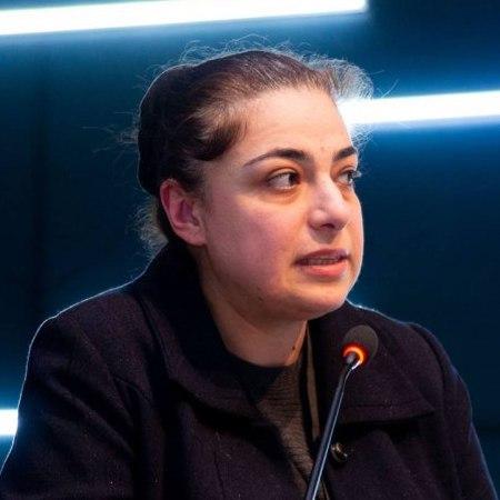 Kristina Sargsyan
